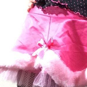 Victoria's Secret Intimates & Sleepwear - Victoria's Secret Barbie Hot Pink Skirt